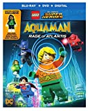 LEGO DC Super Heroes: Aquaman: Rage of Atlantis w/mini figurine (Blu-ray)