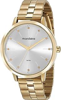 Relógio Analógico Feminino Mondaine