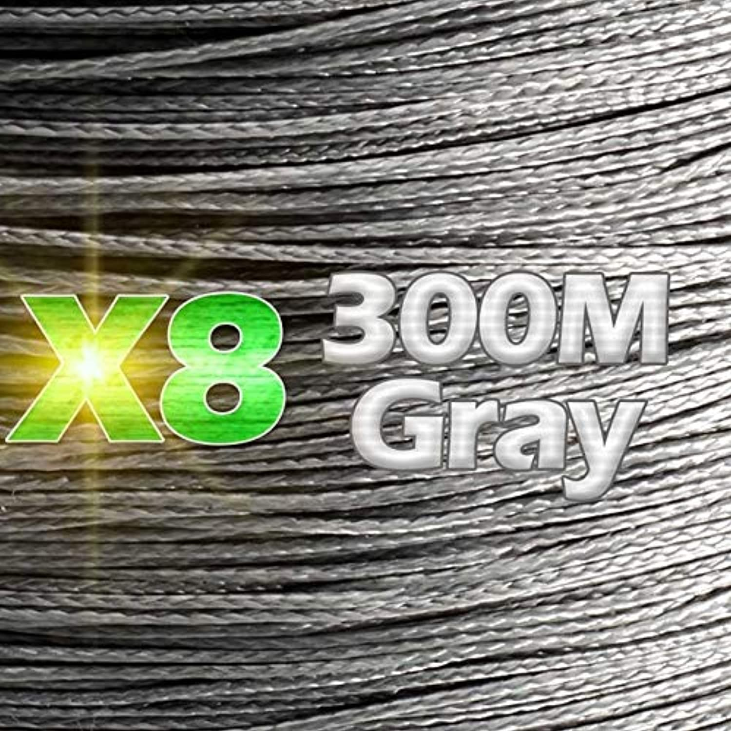 JOSBY 300M 500M 1000M 4 Strands 8 Strands Multico PE Braided Wire Multifilament Fishing Line Carp Fishing 10-80 LB 2018 New   X8-300M-, 1.0