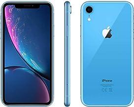 Apple iPhone XR, 128GB, Blue - Fully Unlocked (Renewed)