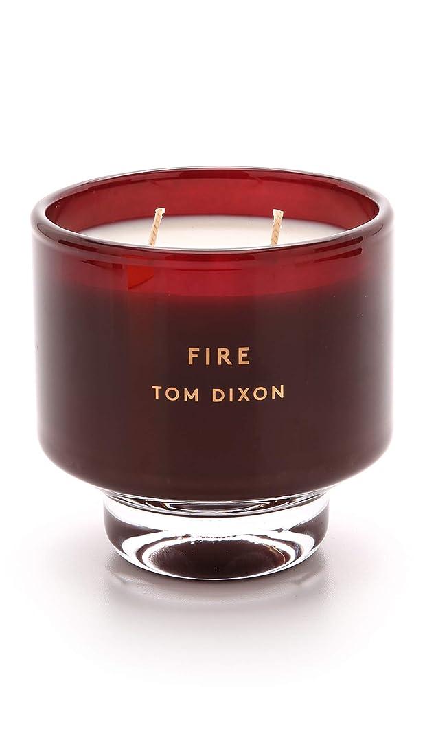 適度に不屈学期Tom DixonメンズFire Scented Candle