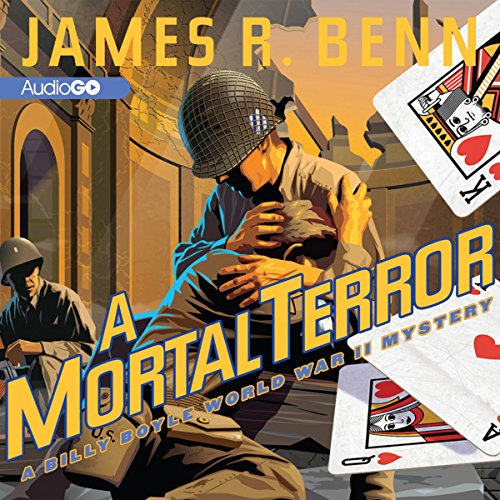 A Mortal Terror audiobook cover art