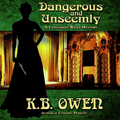Dangerous and Unseemly cover art