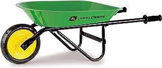 John Deere Steel Wheelbarrow | Sized Right for Kids