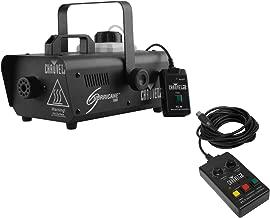 Chauvet H1000 Hurricane 1000 Fog Machine + FC-T Wired Timer Remote