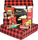 ✔ BECAUSE MEN LIKE SNACKS - Let's face it, men like to eat and these gourmet snacks just for him make his mouth happy and make hime feel loved ✔ SEND THIS TO HIM FOR ANY REASON - There doesn't need to be an occasion for a man to snack so this gift is...