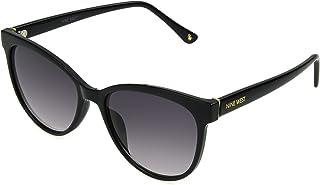 NINE WEST Women's Nell Sunglasses Round