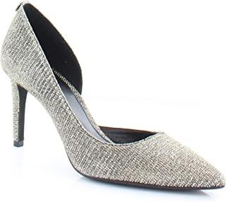 Michael Michael Kors Womens Dorothy Flex Pointed Toe Classic, Black, Size 8.0