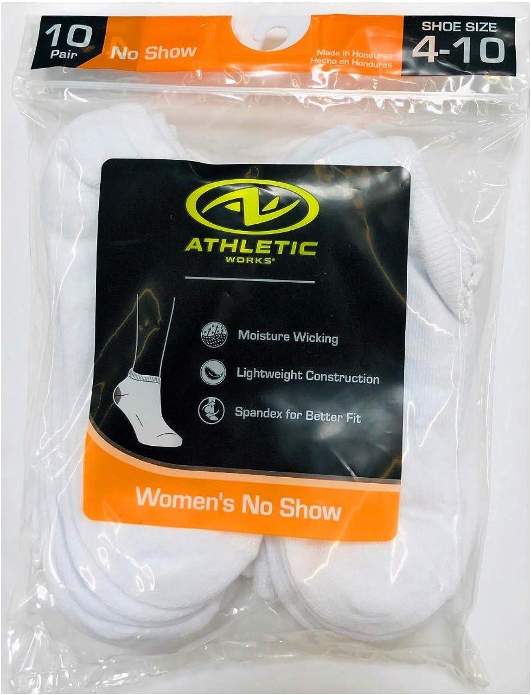 Women's Socks, 10 Packs