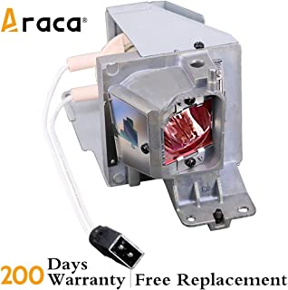 Araca BL-FU195A //BL-FU195C //BL-FU195B //SP.72G01GC01 Replacement Projector Lamp for OPTOMA HD142X HD27 EH345 H183X TW342 S341 S340 W331 with Housing