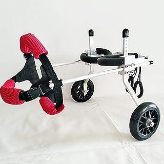 GWM Silla de paseo para mascotas, Silla de ruedas para perros, Parálisis de extremidades