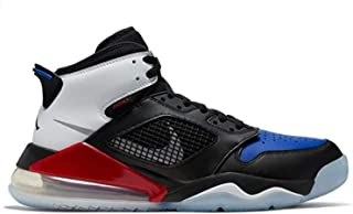 Nike Air Jordan Mars 270 Mens Basketball Trainers Cd7070 Sneakers Shoes, Black/Reflect Silver-gym Red-game Royal, 10