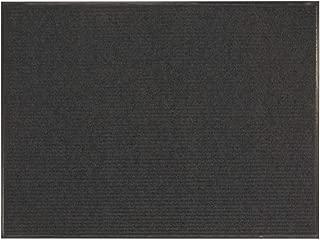 Tough Rib Floor Mat, 3ft. x 4ft., Charcoal