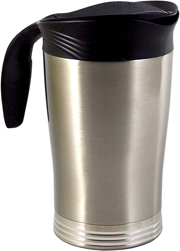 Service Ideas 10 0009 010 Stanley ErgoServ Vacuum Pitcher With Lid 1 9 L 64 2 Oz