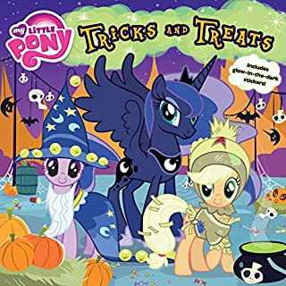 My Little Pony: Tricks and Treats cover art