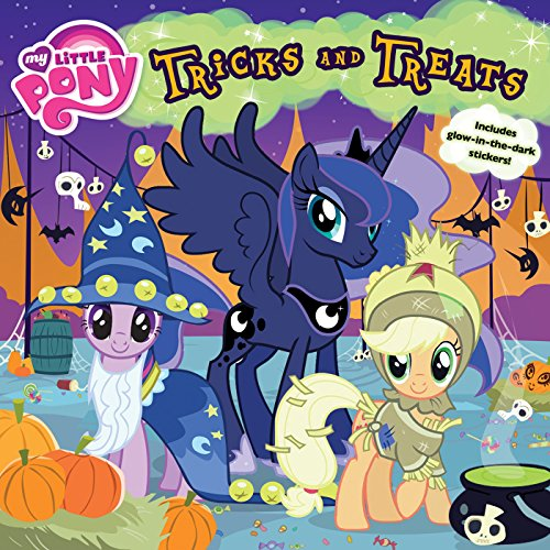 My Little Pony: Tricks and Treats audiobook cover art