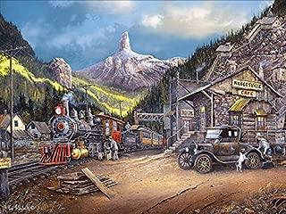 Ceaco Blaylock Nuggetville 1920 Puzzle (750 Pieces)