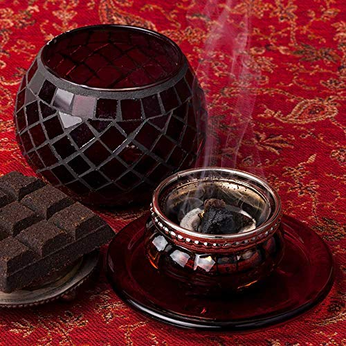 Swiss Arabian's Bakhoor Discovery Kit (Standard) | Featuring a Comprehensive Incense Samples Set to Fill Your Homes with Luxurious Scent of Arabia