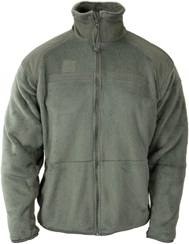 Genuine El Paso Mall Issue GEN III Polartec Jacket New Free Shipping Fleece Foliage Green