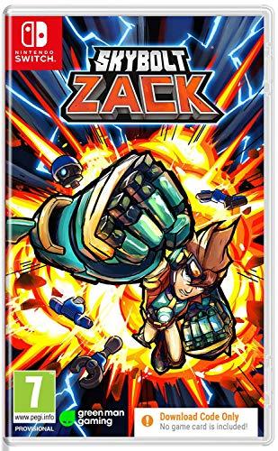 Jogo Skybolt Zack Nintendo Switch