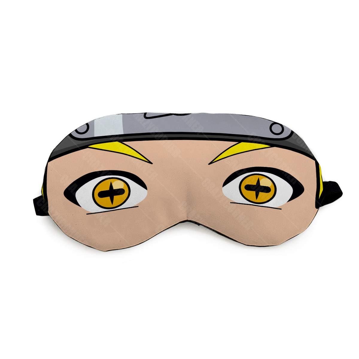 Naruto Anime Printed Eye Mask/Sleep Mask Merch latest