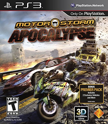 MotorStorm: Apocalypse Favoritos - Spanish/English Edition - PlayStation 3 (輸入版)