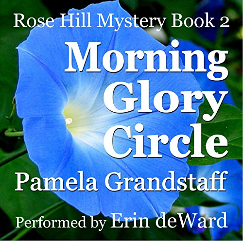 Morning Glory Circle audiobook cover art