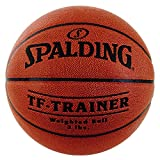 Spalding TF-Trainer Weighted Trainer Ball - 3lbs