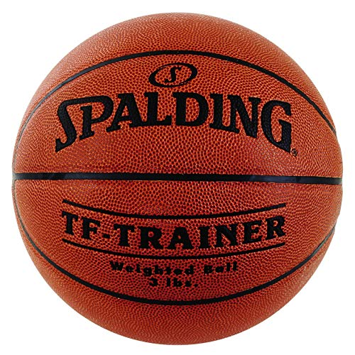 """Spalding Trainer 3 LBS. Weighted Indoor Basketball 29.5"""""""