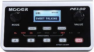 Mooer PE100 - Pedal de efectos para guitarra