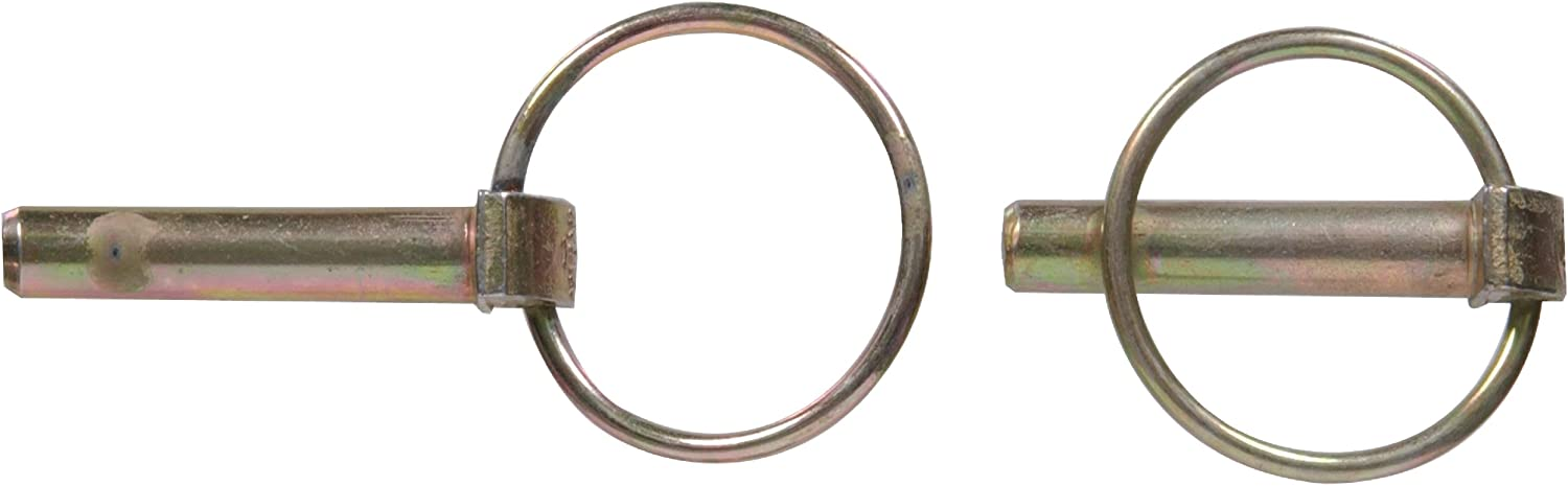 The Hillman Group The Hillman Group 4260 Linch Pins Refills 5//16 x 1-3//4 in. 4-Pack