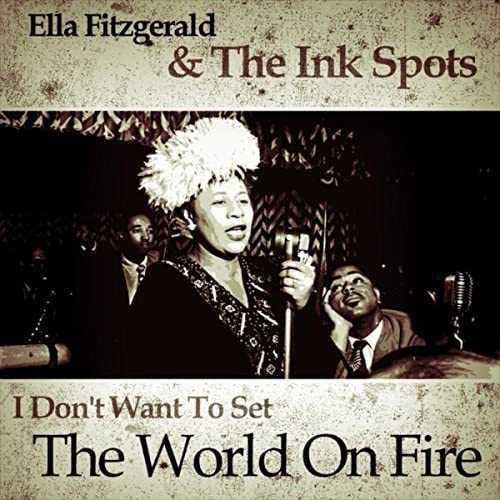 Ella Fitzgerald and The Ink Spots