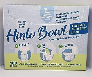 Best toilet bowl liner Reviews