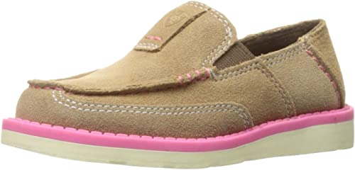 Ariat - - Chaussures Dirty Taupe SDE Youth Cruiser, 24 M EU, Beige Khaki  sortie