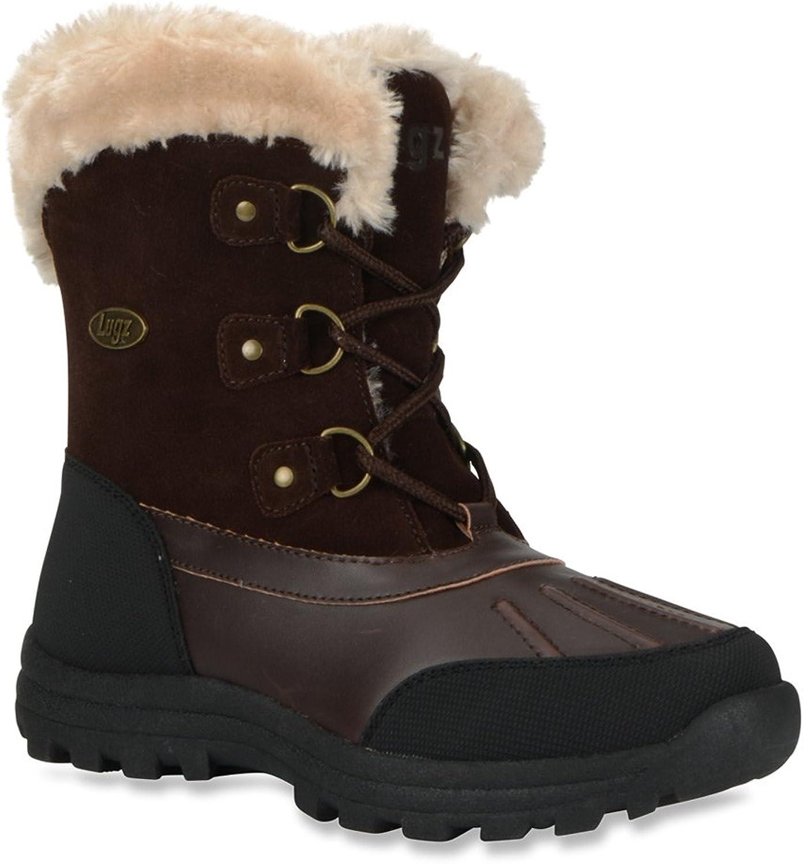 Lugz Womens Tallulah Water Resistant Fashion Boot
