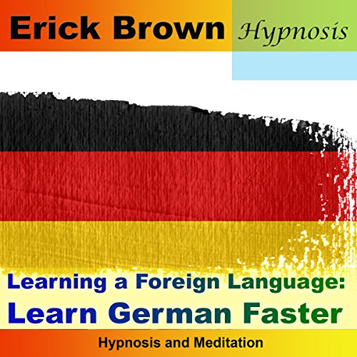 Learn German Faster audiobook cover art