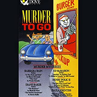 Murder to Go audiobook cover art