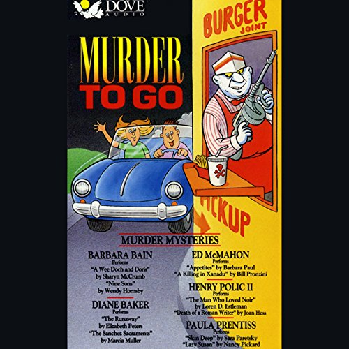 Murder to Go cover art