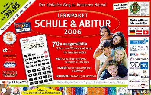 Lernpaket Schule & Abitur 2006