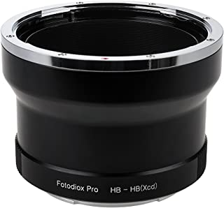 Fotodiox Pro Lens Mount Adapter Compatible with Hasselblad V Mount Lenses on Hasselblad XCD Mount Cameras Such as X1D 50c and X1D II 50c