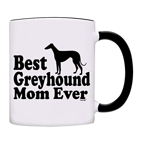 Greyhound dog lovers Mug cup gift rescue racing present