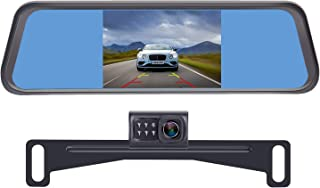 LeeKooLuu LK1 HD 720P Backup Camera with 4.3'' Mirror Monitor Kit for..