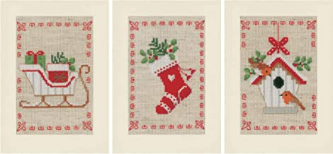 36cm Home Decoration SODIAL DIY Handmade Needlework Counted Cross Stitch Set Embroidery Kit 14CT Cat on Bookshelf Pattern Cross-Stitching 40