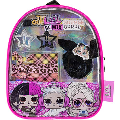L.O.L Surprise! Townley Girl Remix Miniature Bag with Hair Accessories...