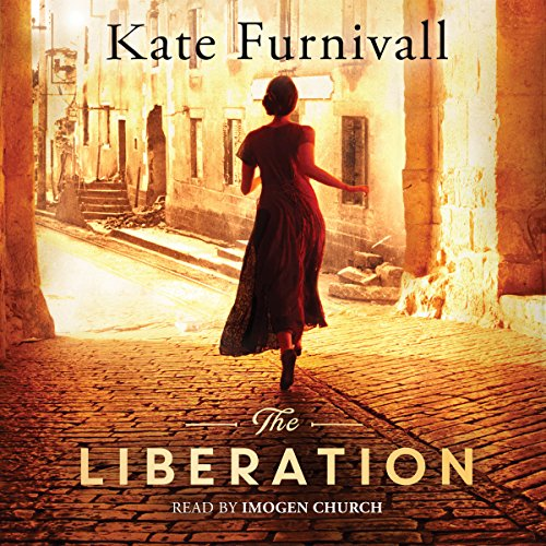 The Liberation audiobook cover art