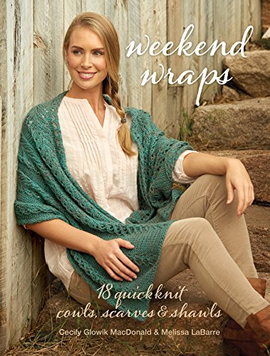 Weekend Wraps: 18 Quick Knit Cow...