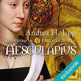Couverture de Aesculapius