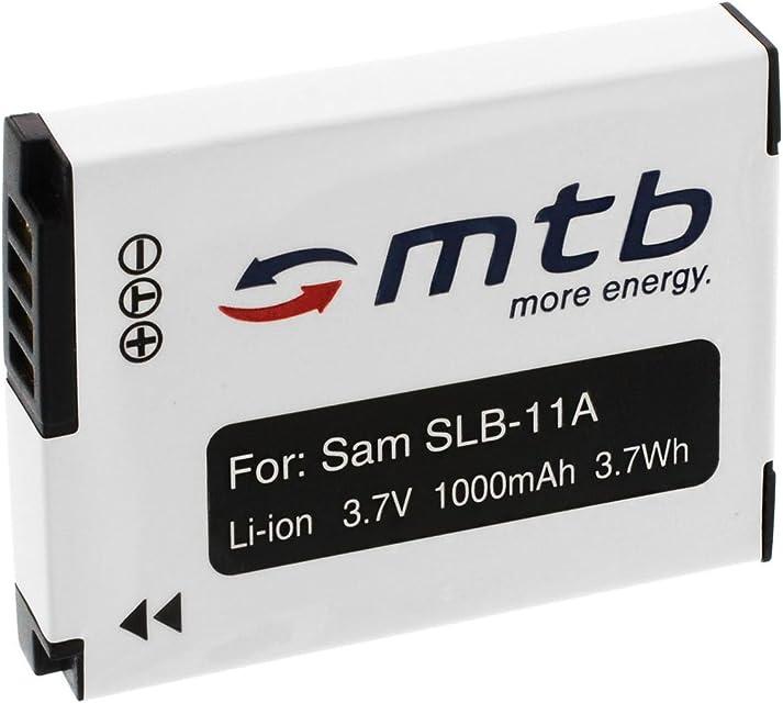 Batería SLB-11A para Samsung TL350 TL500 WB600 WB610 WB650 WB660. (Ver descripción)