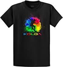 Koloa Surf Custom Graphic Heavyweight Cotton Tee's in Regular, Big and Tall