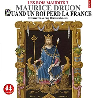 Couverture de Quand un roi perd la France